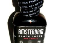 Poppers Amsterdam Black Label