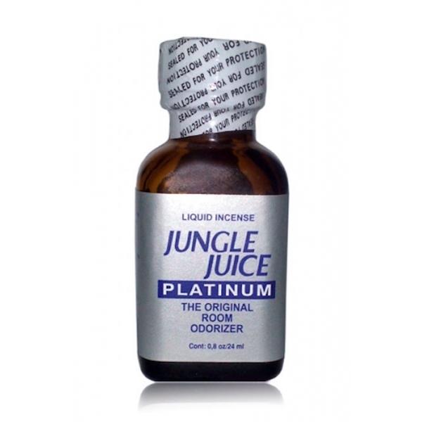Avis Poppers Jungle Juice Platinum
