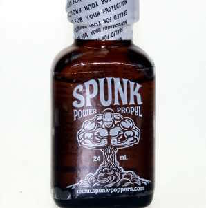 Poppers Spunk