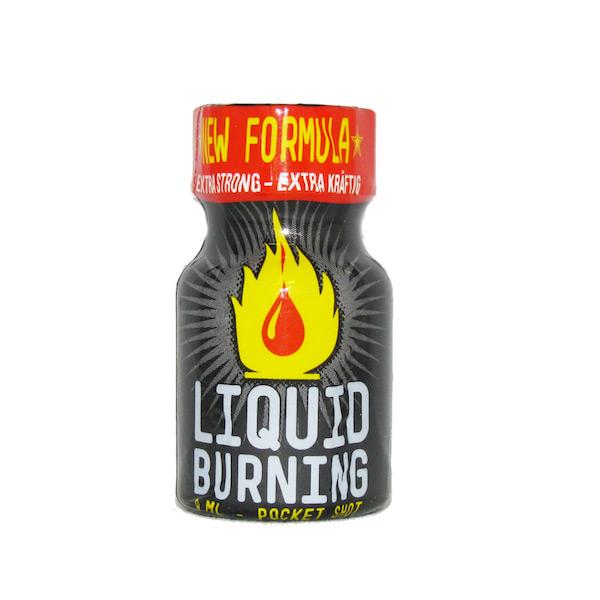 Poppers Liquid Burning