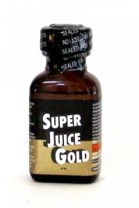 Poppers Super Juice Gold